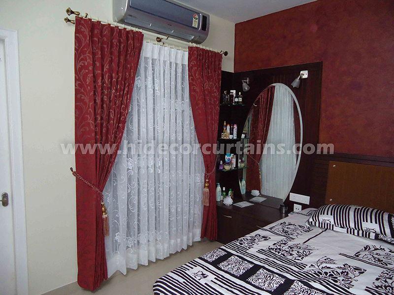 Double Rod Curtains